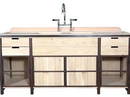 stand alone utility sink stainless steel utility sink with cabinet free standing kitchen sink