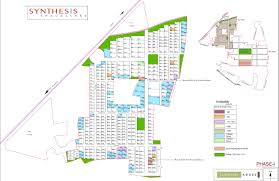 20000 sq ft plot for sale in synthesis spacelinks suramya abode
