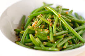 cuisine haricot vert garlic and lemon haricots verts recipe