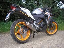 honda cbr 125 2016 price honda cbr 125 r slip on system rp tuning motosport tuning