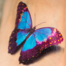 tattooyou butterfly temporary