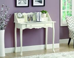 Drop Lid Computer Desk Bring Some Organization Into Your Home With A White Desk