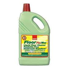 sano floor plus cockroach repellent floor cleaner with wax