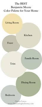 best benjamin moore colors the best benjamin moore coastal color palette for your home