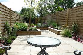 the excellent of contemporary garden design ideas with wooden
