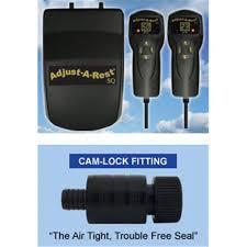 Air Bed Pump Walmart Innomax 2 01 Hush Adjust A Rest Air Bed Pumps Walmart Com