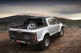 Ford Raptor Rally Truck - colorado to take on ford raptor with aggressive off road package