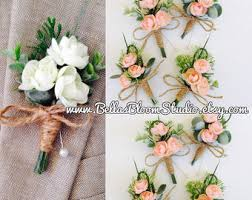 boutonnieres for wedding rustic boutonniere baby s breath boutonnieres mens