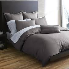 grey bedding ideas dark gray bedding with light walls pinterest intended for grey