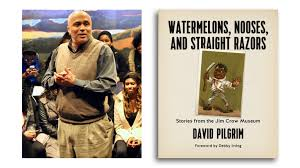 challenge narratives with a new book by david pilgrim by pm