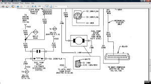 1992 dynasty rusty fuel pump wiring schematic diagram troubleshoot