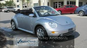 new beetle 2003 volkswagon beetle convertible silver manual