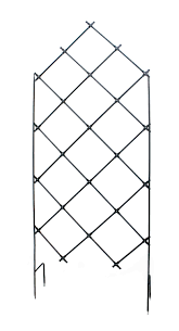10 easy pieces garden trellis panels gardenista sourcebook for