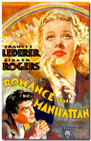 romance in manhattan extra large movie poster image imp awards