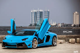 Lamborghini Aventador Dmc - photo gallery lamborghini aventador lp 700 4 by dmc in azure blue