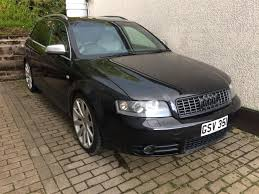 audi s4 for sale pistonheads used 2004 audi s4 avant s4 quattro for sale in selkirkshire
