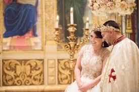 orthodox wedding crowns ceremony décor photos orthodox church wedding ceremony