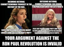 National Guard Memes - 21 years old your argument against the ron paul revolution is