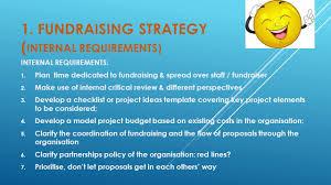 strengthening fundraising dr tobias schmitz director of