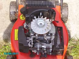 i have a homelite petrol mower hl454hp and i cannot start