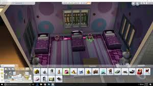sims 4 triplet girls room no cc youtube