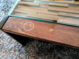 how to remove white heat spots from wood furniture how to remove white spots wood furniture furniture walls