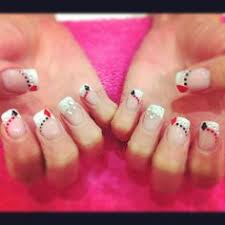 vegas nails by nikki eilts of tiptoe nail salon nailed it