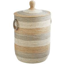 Laundry Hampers Online by Isla Natural Seagrass Laundry Hamper Pier 1 Imports