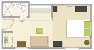 Bed And Living 5 Smart Studio Apartment Layouts Apartment Therapy