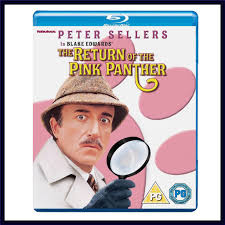 the pink panther the return of the pink panther movie blu ray from sort it apps
