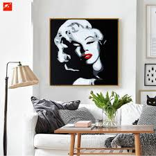 Marilyn Monroe Bedroom by Compare Prices On Marilyn Monroe Wall Art Online Shopping Buy Low
