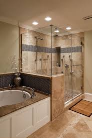 Bathroom Glass Shower Ideas by Best 25 Granite Shower Ideas On Pinterest Small Master Bathroom