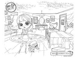 littlest pet shop color pages coloring pages photo shared by