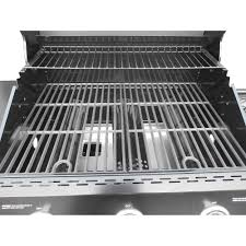 Patio Master Grill by Grillmaster 3 Burner Gas Grill Walmart Com