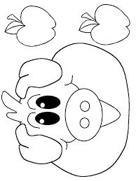 pin apple pig game