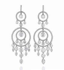 chandelier diamonds 15 best earrings images on diamond chandelier earrings