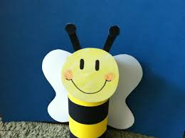 toilet paper roll bee craft toilet designs