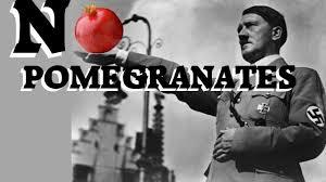 Nein Meme - nein pomegranates meme no pomegranates youtube