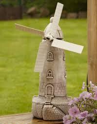 windmill garden ornament gardensite co uk