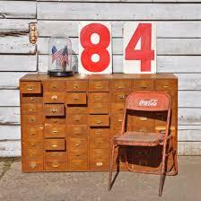 Vintage Oak Filing Cabinet Objects Of Design 104 Vintage Wooden Filing Cabinet Mad About
