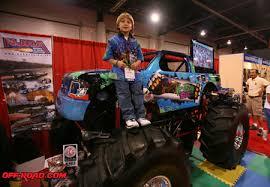 7 monster truck driver meet kid kj road blog