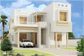 beautiful 4 bedroom house exterior elevation kerala home design
