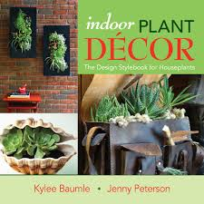 indoor plant décor book review for houseplant gardeners