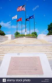 Honor Flag Micronesia American Memorial Park Saipan Court Of Honor And