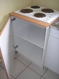 cuisine plaque meuble cuisine pour plaque unique meuble cuisine pour plaque de