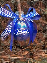 ford christmas ornaments mustang f 150 250 350 turbo