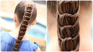 hairstyles for girl video the knotted ponytail hairstyles for girls cute girls hairstyles