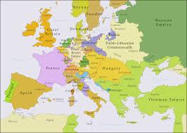 Eurpoe Map File Europe 1748 1766 En Png Wikimedia Commons