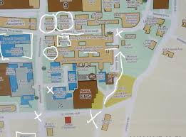 Santa Monica College Campus Map What U0027s The Connection