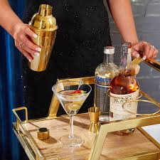 huge martini 21 best bar carts this year u0027s hottest new trend